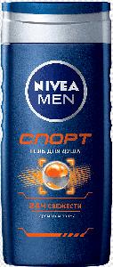 Nivea Men Гель для душа Спорт 250мл