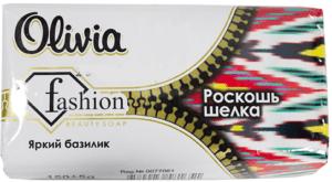 Olivia Fashion Мыло Роскошь Шёлка 140гр