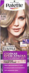 Palette Краска для волос 8-140 Песочный Русый 50мл