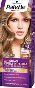 Palette Краска для волос BW10 Пудровый блонд 50мл