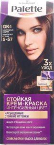 Palette Краска для волос GК4 Благородный Каштан 50мл