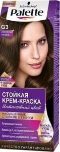 Palette Краска для волос G3 Золотистый Трюфель 50мл