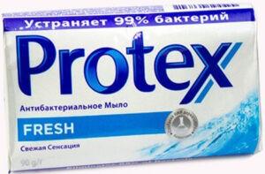 Protex мыло Антибактериальное Fresh 90гр