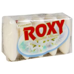 Roxy Мыло Жасмин 150гр 5 шт