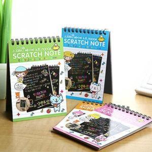 Scratch Note Блокнот Царапушки Большие