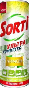 Sorti Универсальное чистящее средство Лимон 500гр