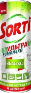 Sorti Универсальное чистящее средство Яблоко 500гр