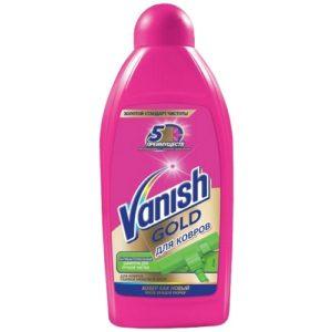 Vanish Gold Жидкий для чистки ковров Антибактериальный 450 мл