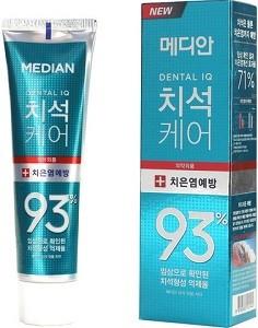 Median Зубная паста Отбеливание Профилактика воспаления 120гр