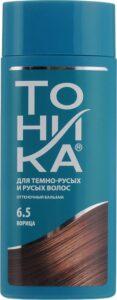 Тоника Бальзам оттеночный 6.5 Корица 150мл