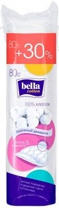 Bella Ватные диски для снятия макияжа 110шт