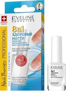 Eveline Cosmetics Препарат для регенерации и укрепления ногтевой пластины 8в1 12мл