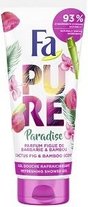 FA Гель для душа Pure Paradise Кактус Бамбук 200мл
