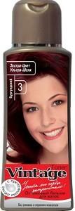 Fiona Vintage Оттеночный бальзам для волос №3 Бургунский 125мл