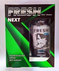Fresh Next Подарочный набор Шампунь 300мл+Гель для душа 300мл