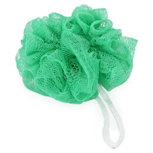 Gloss Мочалка для тела Шар Зелёный 1шт