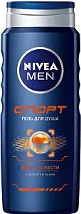 Nivea Men Гель для душа Спорт 500мл