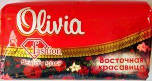 Olivia Fashion Мыло Восточная Красавица 140гр