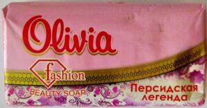 Olivia Fashion Мыло Персидская Легенда 140гр