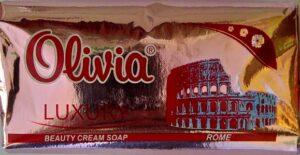 Olivia Luxury Мыло туалетное Rome 140гр