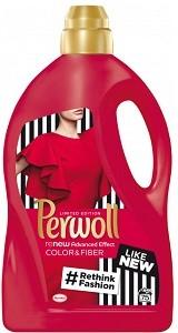 Perwoll Средство для стирки Восстановление Цвета Rethink Fashion 2.7л