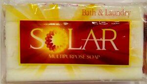 Solar Хозяйственное мыло Классическое 250гр