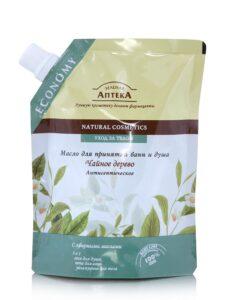 Зелёная Аптека масло для душа 3в1 Чайное дерево 200мл
