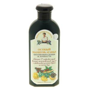 Рецепты Бабушки Агафьи шампунь особый против Выпадения и Ломкости 350мл