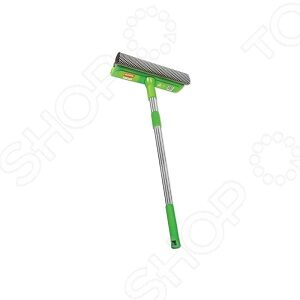 Хозяюшка Окномойка с телескопической ручкой 1шт