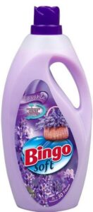 BINGO SOFT Кондиционер для белья Lavanda Lavender 3000мл