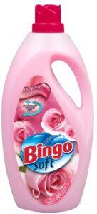 BINGO SOFT Кондиционер для белья Pink Rose 3000мл