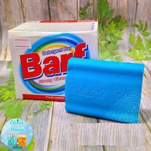 Barf Хозяйственное мыло Strong Cleaner Лимон 5х150гр