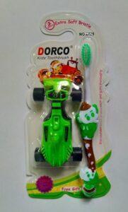 Dorco Зубная щётка+машинка Детская