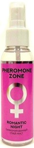 Pheromone Zone Парфюмированный спрей-мист Romantic Night 100мл