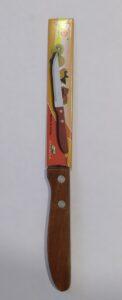 Нож с деревянной ручкой 1шт