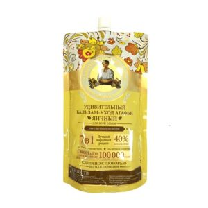 Рецепты Бабушки Агафьи бальзам-уход 7в1 Яичный 500мл
