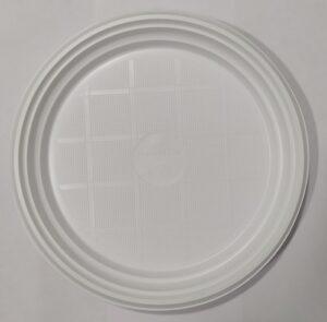 Тарелки пластиковые Большие 20.5см 20шт