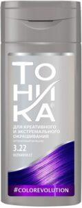 Тоника Бальзам оттеночный 3.22 Ультрафиолетовый 150мл