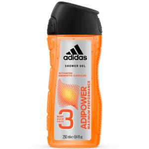 Adidas Men гель для душа Adipower 250мл