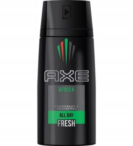 Axe спрей Africa Fresh 150мл