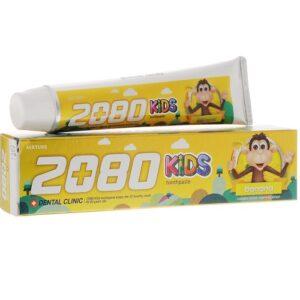Dental Clinic 2080 зубная паста Детская Банан 80мл