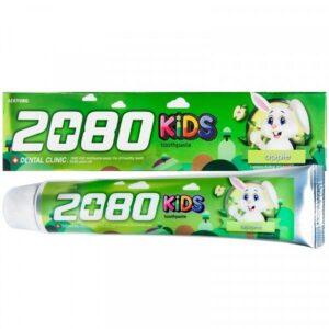 Dental Clinic 2080 зубная паста Детская Яблоко 80мл