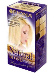 Fiona осветлитель для волос с экстрактом Ромашки 100мл