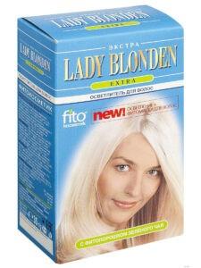 Fito Косметика Lady Blonden Super Осветлитель для волос 35мл