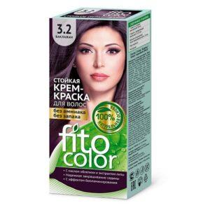Fito Color Краска для волос Тон 3.2 Баклажан 115мл