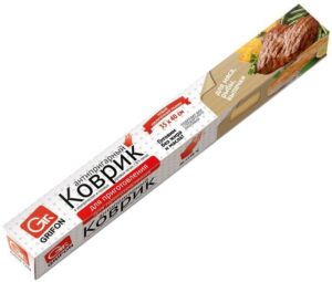 GRIFON Коврик для приготовления в коробке 34*40 см