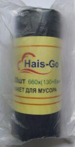Hais-Go мусорные мешки 30л 30шт