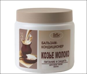 IRIS Cosmetic Бальзам-кондиционер для волос Активное питание Кумыс 500мл