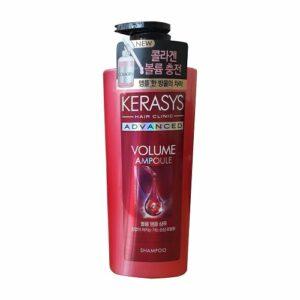 Kerasys шампунь Volume Ampoule Дополнительный объём 600мл
