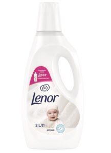 LENOR Кондиционер для белья Детский 2000мл